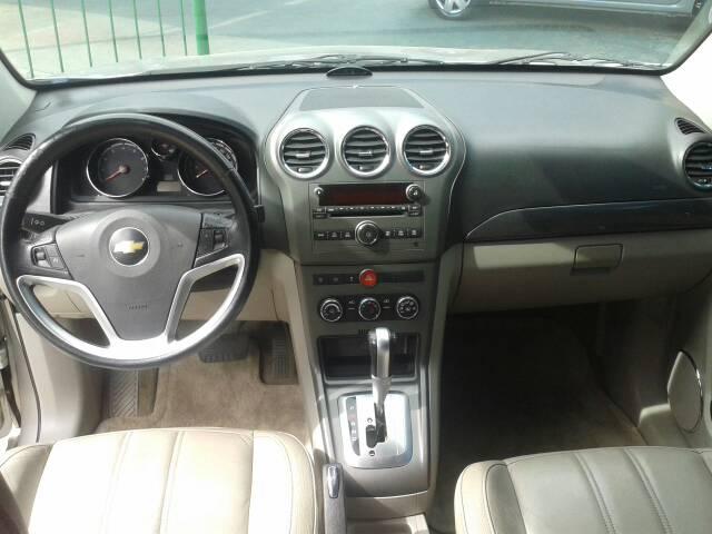 CAPTIVA 3.0 SFI AWD V6 24V GAS  A