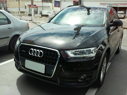 Q3 2.0 TFSI ATTRACTION QUATTRO 4P GASOLINA S TRONIC