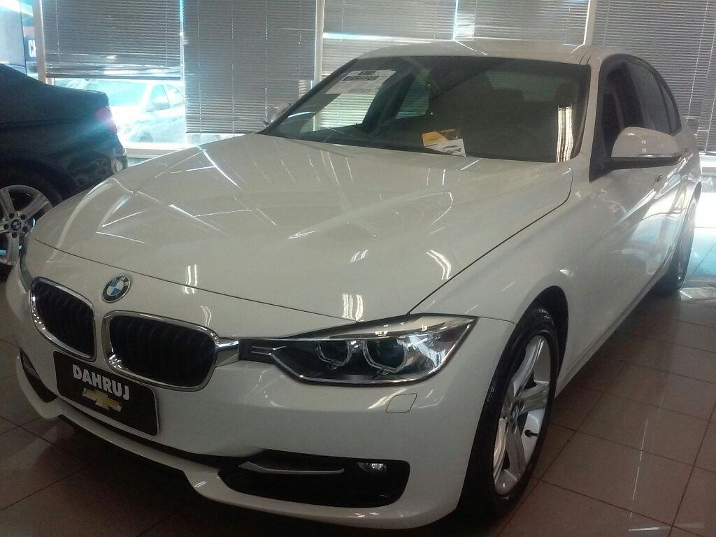 320I 2.0 16V TURBO ACTIVE FLEX 4P AUTOMATICO