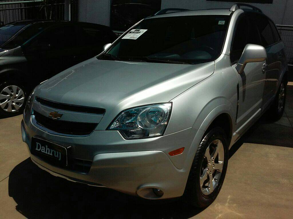 CAPTIVA 3.0 SFI AWD V6 24V GAS 4P A
